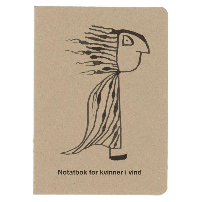 23956eb9 Notatbok for kvinner i vind – Mainn med bart